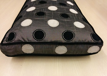 We offer Window Seat Cushions in a Custom Style